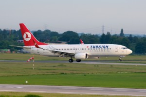 Turkish Airlines Boeing 737-800 by BriYYZ