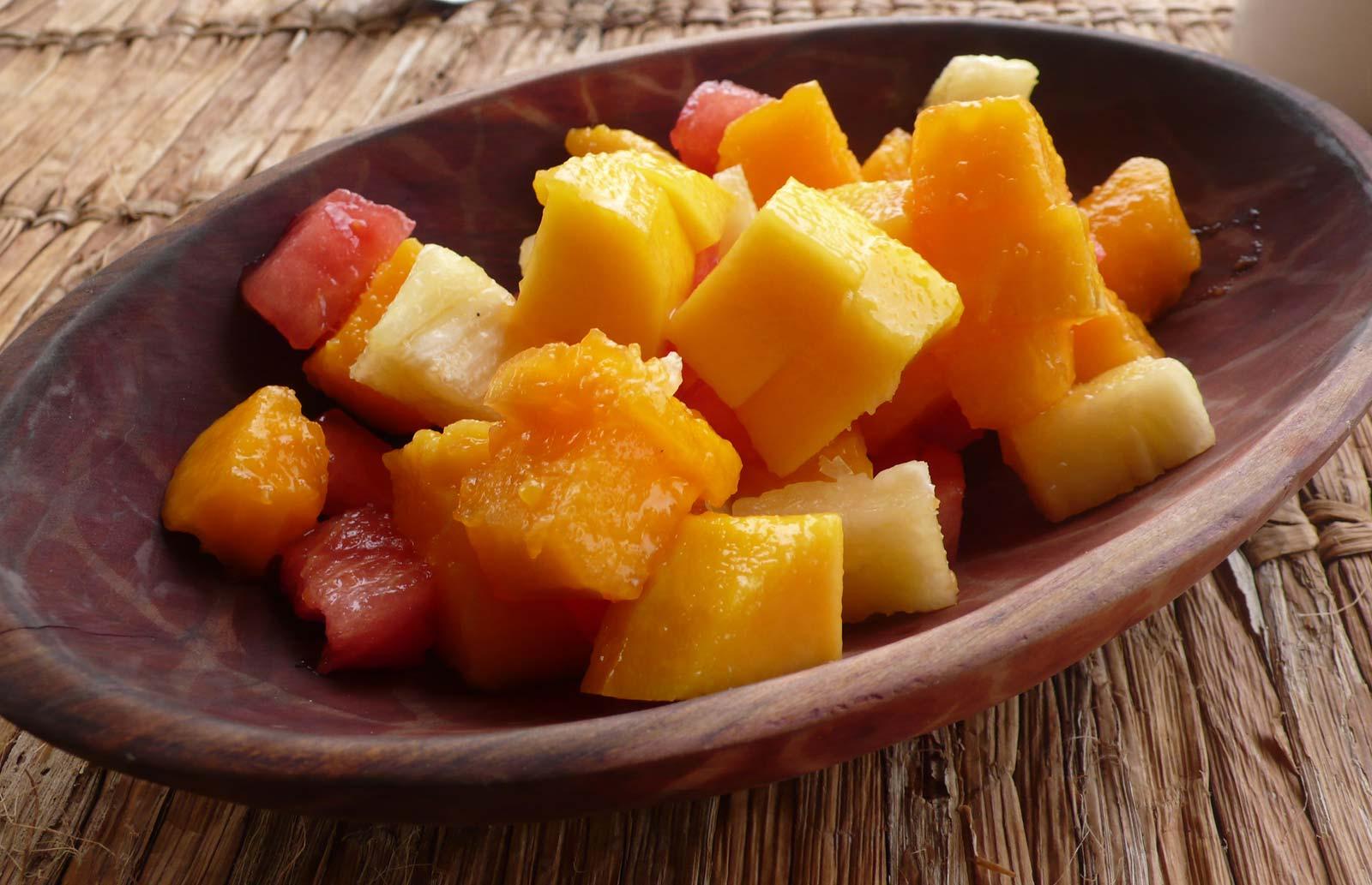 Afrikanischer Fruchtsalat