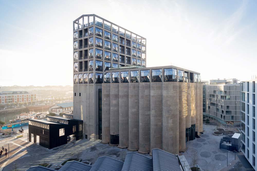 Afrikanische Kunst im Zeitz MOCAA Kapstadt