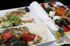 Turkish Airlines meal_by Jun Seita