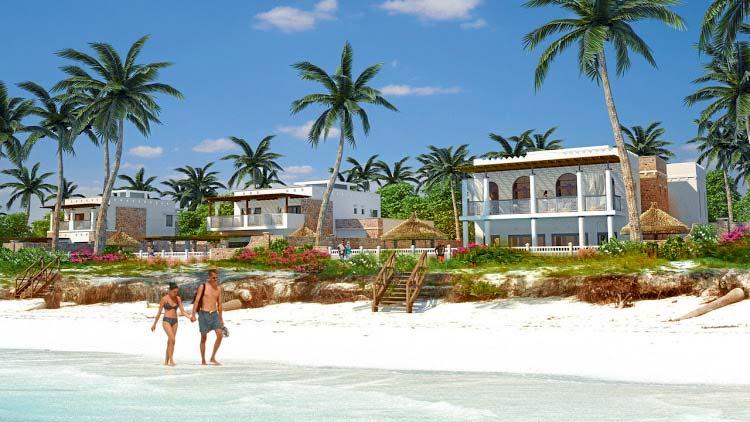 Zanzibar Amber Resort Waterfront