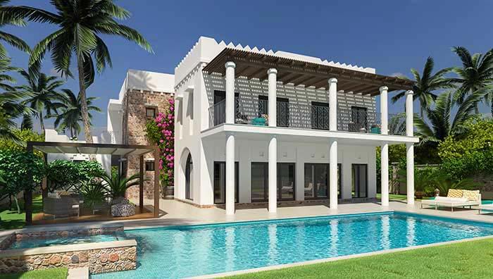 Zanzibar Amber Resort private Villa