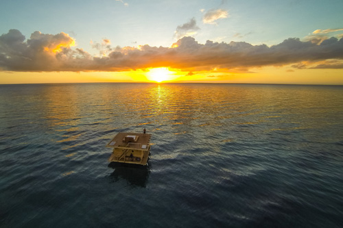 The Manta Resort - Underwater Room