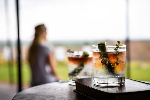 Gin Tonic (copyright: Sanctuary Reatreats)