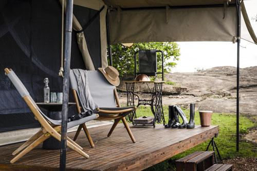 © Sanctuary Retreats/Sanctuary Kichakani Serengeti Camp