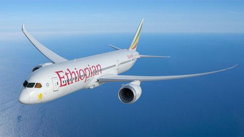 Ethiopian Airlines ab Wien: Boeing 787 Dreamliner